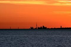 toronto-sunset