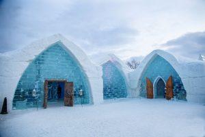 Ice Hotel QC