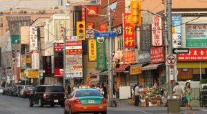 China Town Toronto